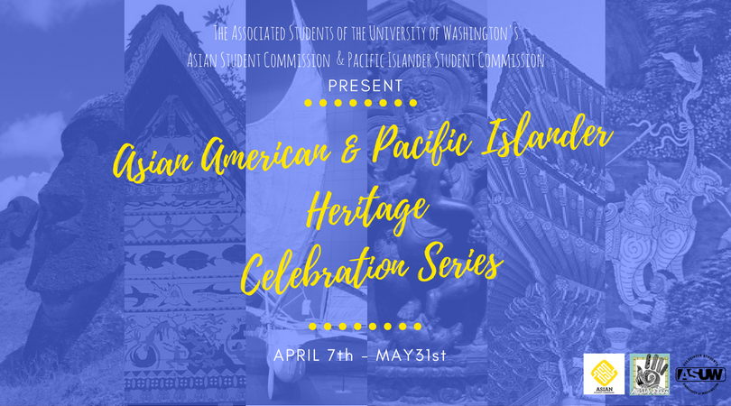 Asian American & Pacific Islander Heritage Celebration Series